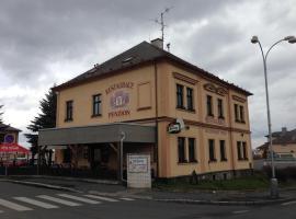 Restaurace a Penzion Klatovský Dvůr, ubytování v destinaci Klatovy