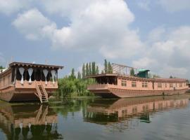 Wangnoo Heritage Houseboats, hotel in Srinagar