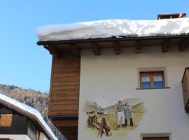 Baita Florin, apartmán v Livignu