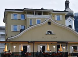 Hotel Rätia, hotel in Ilanz