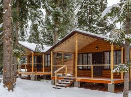 Forest House Resort, cabin in Arkhyz