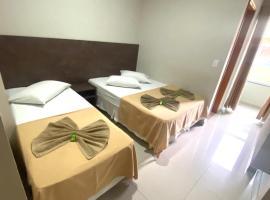 Hotel San Rafain, hotel em Aparecida