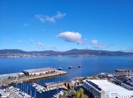 Apartamento al mar., apartamento en Vigo