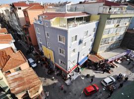 Khalkedon Hotel Istanbul, hotel em Istambul