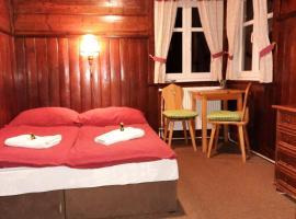Hotel Diana – hotel w Szpindlerowym Młynie