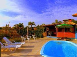 Pousada Habitat Marinho, hotel em Imbituba
