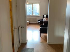 Apartement Malmö city center s, apartment in Malmö
