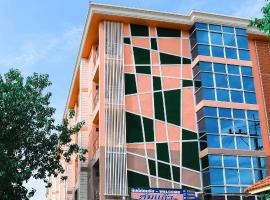 Kumkaew Udon, hotel in Udon Thani