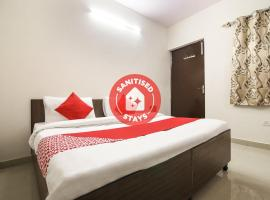 OYO 15668 Hotel Heaven Inn, hotel near Hazrat Nizammudin Train Station, New Delhi