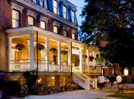 Saratoga Arms, hotel near Yaddo Gardens, Saratoga Springs