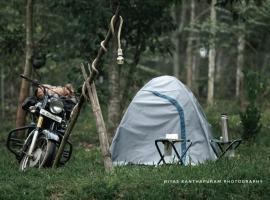 Rithu Campings, luxury tent in Muthanga