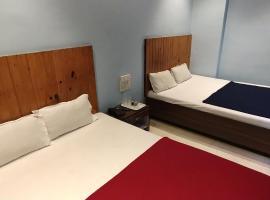 Hotel mariyam palace, hotel en Bombay
