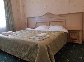 Kurazh Hotel, отель в Домбае