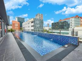 Ibis Budget Singapore Clarke Quay (SG Clean), hotel in Singapore