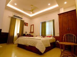 SAPPHIRE INN, hotel near Kochi International Airport - COK,