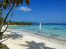 YES PAPA! Rooms at 100m from the beach!, hotel in Las Galeras