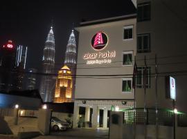 Akar Hotel Kampung Baru, hotel in Kuala Lumpur