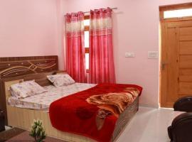 RANA PG & Guest House, B&B in Bharatpur
