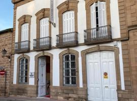 HOTEL CASABLANCA BOUTIQUE, hotel in Linares