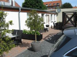 Kitchen & Apartments Odense with free parking, lejlighed i Odense