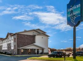 American Inn & Suites Metro Airport, hotel near Detroit Metro Airport - DTW,