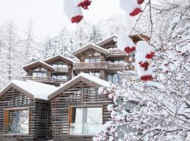 CERVO Mountain Resort, Hotel in der Nähe von: Skilift Furi - Riffelberg, Zermatt