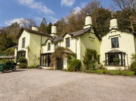Lancrigg Hotel & Kitchen, hotel in Grasmere
