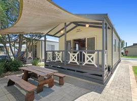 Murray River Holiday Park, hotel in Moama