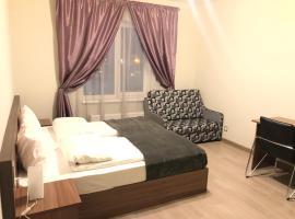 Отель Лайнер, hôtel à Khimki près de: Aéroport international Chérémétiévo - SVO