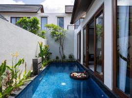 The Calna Villa Bali, hotel in Kuta