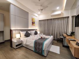 PARK IRIS HOTELS, Bharathi Nagar, hotel in Vijayawāda