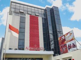Alam Hotel by Cordela, hotel in Medan