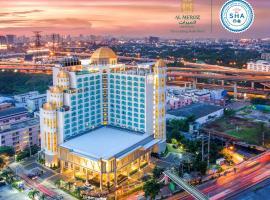 Al Meroz Hotel Bangkok - The Leading Halal Hotel โรงแรมในกรุงเทพมหานคร
