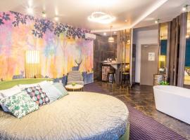 Taiga hotel, отель в Иркутске