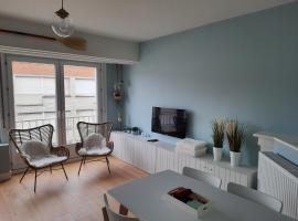 Lelies at westende, apartment in Westende