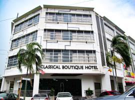 classical Boutique Hotel, hotel in Puchong