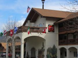 FairBridge Inn & Suites, B&B in Leavenworth