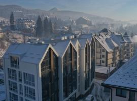 Baza Smart Hotel, hotel in Bukovel