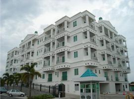 MCITI Suites, apartment in Miri