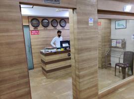 Platinum Solitaire, hotel near Netaji Subhash Chandra Bose International Airport - CCU, Kolkata