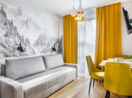 Apartamenty na Leśnej, hotel in Bukowina Tatrzańska
