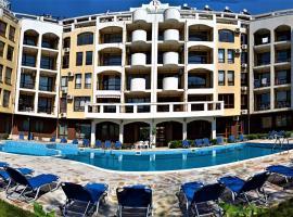 Diamond Palace, vacation rental in Sunny Beach
