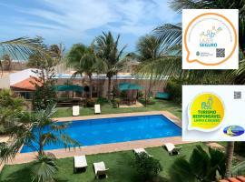 Residenza Canoa, hotel with pools in Canoa Quebrada
