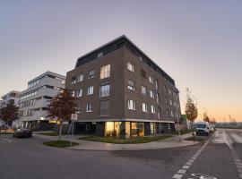 The Cloud Suite Apartments, apartment in Freiburg im Breisgau