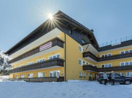 Nassfeldhaus, hotel in Sonnenalpe Nassfeld