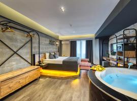AFFLON HOTELS LOFT CITY, отель в Анталье