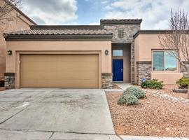 Step-Free, Modern Home - 12 Mi to Old Town!, vacation rental in Albuquerque