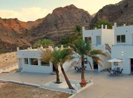 Wadi Al Arbeieen Resort, отель в Маскате