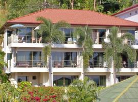 Mountain Seaview Luxury Apartments, serviced apartment in Kata Beach