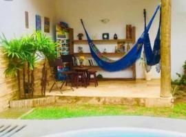 Caminho da Praia Flats, guest house in Natal